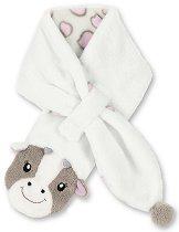 Бебешки шал - Кравичка - С дължина 80 cm -