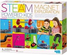 Наука за магнитите - образователен комплект