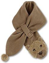 Бебешки шал - Мече - С дължина 80 cm -