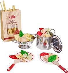 Сготви спагети и паста - Детски готварски комплект за игра -