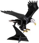 Орел - Картонен 3D модел за сглобяване -