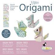 Оригами - Катерички - Творчески комплект -