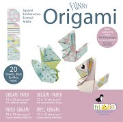 Оригами - Катерички - творчески комплект