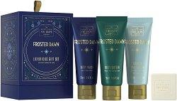 Scottish Fine Soaps Frosted Dawn Luxurious Gift Set - Луксозен подаръчен комплект с козметика за тяло - продукт