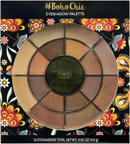 Markwins International Boho Chic Eyeshadow Palette - Палитра със сенки за очи -