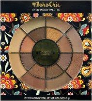 Markwins International Boho Chic Eyeshadow Palette - душ гел