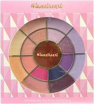 Markwins International Sweetheart Eyeshadow Palette - червило