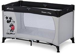 Сгъваемо бебешко легло - Dream'n Play: Mickey Stars - продукт
