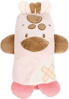 Жираф - Мека бебешка играчка -