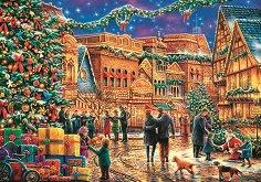 Коледен площад - Чък Пинсън (Chuck Pinson) - пъзел