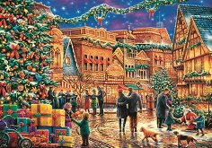 Коледен площад - Чък Пинсън (Chuck Pinson) -