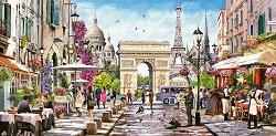 Живецът на Париж - пъзел
