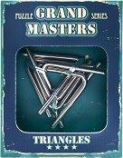 """Триъгълници - 3D пъзел от серията """"Grand Masters"""" -"""