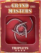 """Triplets - 3D пъзел от серията """"Grand Masters"""" -"""