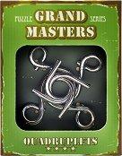 """Quadruplets - 3D пъзел от серията """"Grand Masters"""" -"""