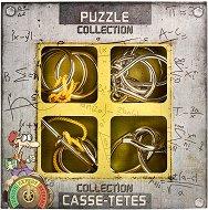 Expert Metal Puzzles -