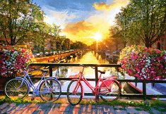 Живописен Амстердам - пъзел