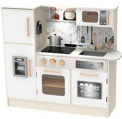 Детска кухня - Дървена играчка -