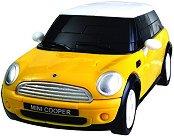 Кола пъзел - Mini Cooper - Сглобяем 3D пъзел -