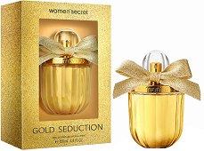 Women'secret Gold Seduction EDP - Дамски парфюм -
