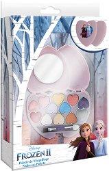 """Детска палитра с гримове - Frozen 2 - От серията """"Замръзналото кралство"""" - продукт"""