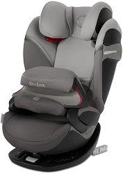 """Детско столче за кола - Pallas S-Fix 2020 - За """"Isofix"""" система и деца от 9 до 36 kg -"""