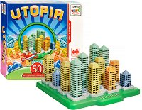 """Утопия - 3D пъзел игра от серията """"Ah!Ha Games"""" -"""