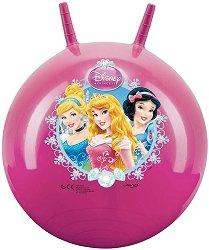 Детска топка за скачане - Принцесите на Дисни -