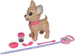Кученце за разходка - Chi Chi Love: Poo Poo Puppy - играчка