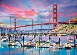 Мостът Голдън Гейт, Сан Франциско -