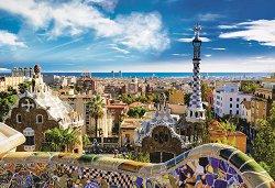 Парк Гюел, Барселона -