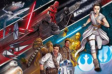 """Междузвездни войни IX - Възходът на Скайуокър - От серията """"Star Wars"""" - продукт"""