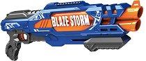 "Бластер - Giant - Комплект с 10 броя меки стрелички от серията ""Blaze Storm"" -"