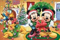 """Коледа с Мики Маус - От серията """"Мики Маус"""" - несесер"""
