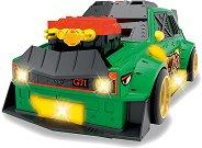 """Кола изстрелвач - VW Golf 1 GTI - Играчка със светлинни и звукови ефекти от серията """"Action"""" -"""
