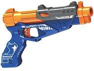"Пистолет - Mini - Комплект с 10 броя меки стрелички от серията ""Blaze Storm"" -"
