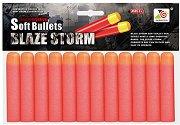 """Комплект от 12 броя Maxi стрелички - От серията """"Blaze Storm"""" -"""