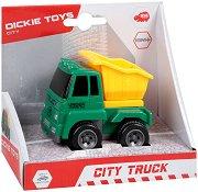 Камион - Детска играчка с маховик -