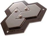 """Hexagon - 3D пъзел от серията """"Huzzle"""" -"""