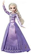 """Елза от Арендел - Кукла от серията """"Замръзналото кралство 2"""" - творчески комплект"""