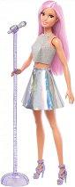 """Барби - Поп звезда - Кукла от серията """"Barbie - Искам да бъда"""" -"""