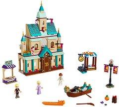 """Замъкът Арендел: Замръзналото кралство - Детски конструктор от серията """"Принцесите на Дисни"""" - образователен комплект"""