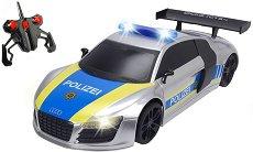 RC Police Patrol - Играчка с дистанционно управление -