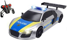 RC Police Patrol - Играчка с дистанционно управление - играчка
