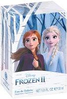 """Детски парфюм - Disney Frozen 2 EDТ - От серията """"Замръзналото кралство"""" - душ гел"""