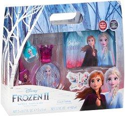 """Детски подаръчен комплект - Disney Frozen 2 - От серията """"Замръзналото кралство"""" - продукт"""