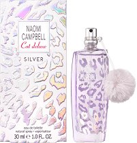 Naomi Campbell Cat Deluxe Silver EDT - Дамски парфюм -