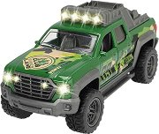 """Горски пикап - Метална количка със светлинни и звукови ефекти от серията """"Action"""" -"""