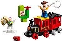 """Играта на играчките: Влак - Детски конструктор от серията """"LEGO Duplo"""" - продукт"""