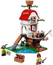 """Пиратски приключения - 3 в 1 - Детски конструктор от серията """"LEGO Creator"""" -"""